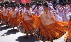 fête dans bolivie